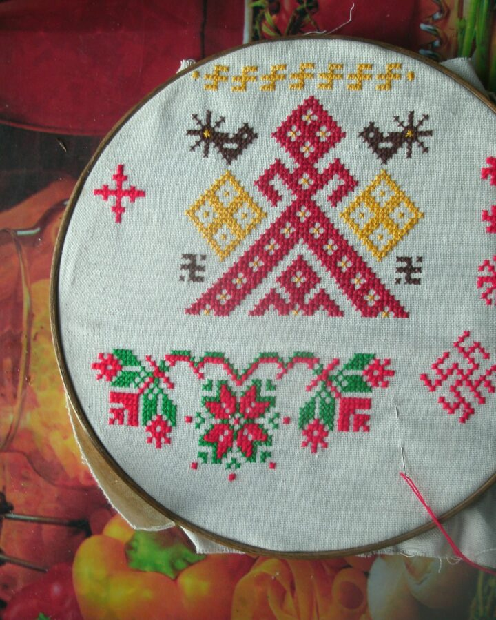 What Can You Use Instead of An Embroidery Hoop?