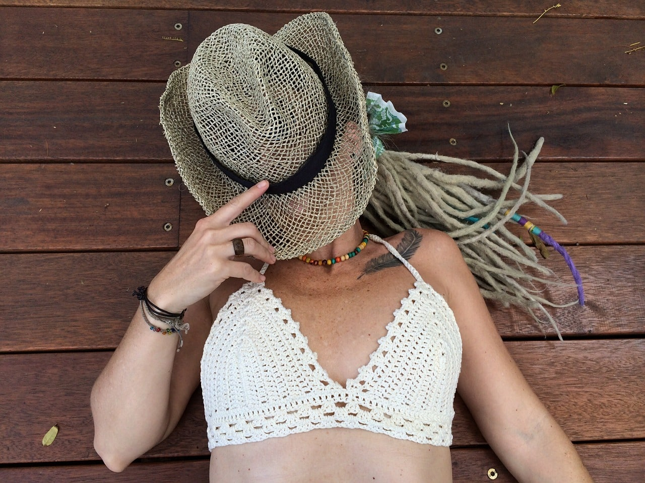 Can You Swim In Crochet Bikinis?