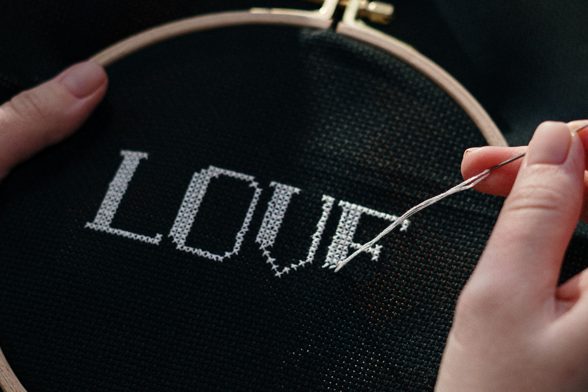 Is Counted Cross Stitch Hard?