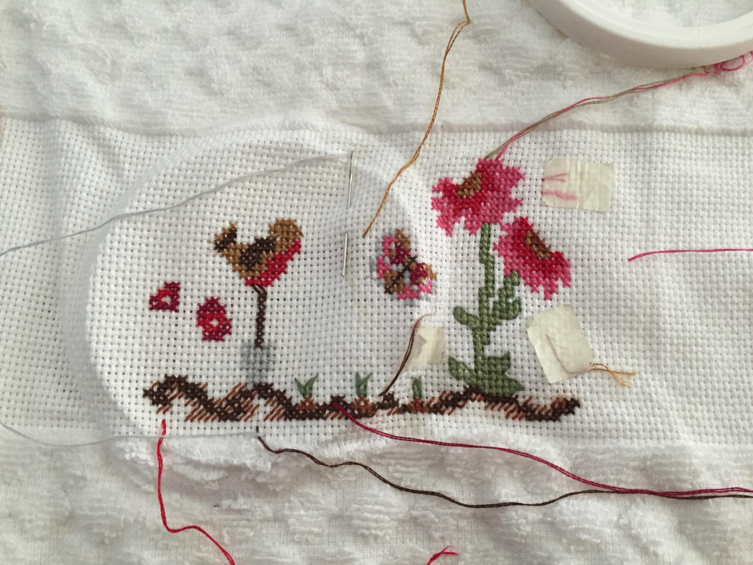 Do You Need A Hoop For Cross-Stitch?