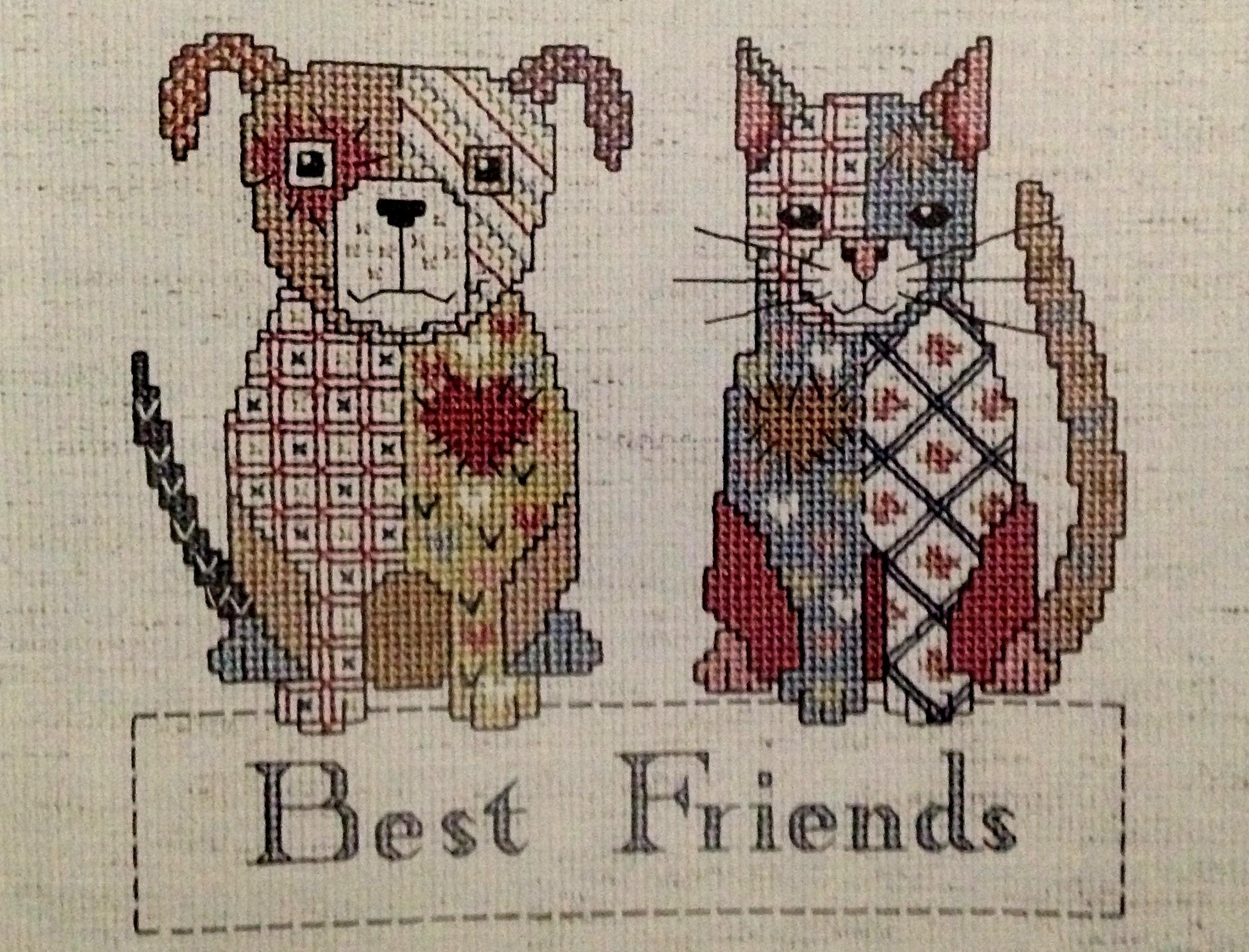 20 Ideas For What You Can Do With Cross-Stitch When Finished?