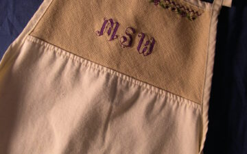 What Is The Best Embroidery Kit For Monogramming?