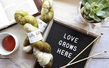 Knitting With Kinked Yarn – The Ultimate Solution