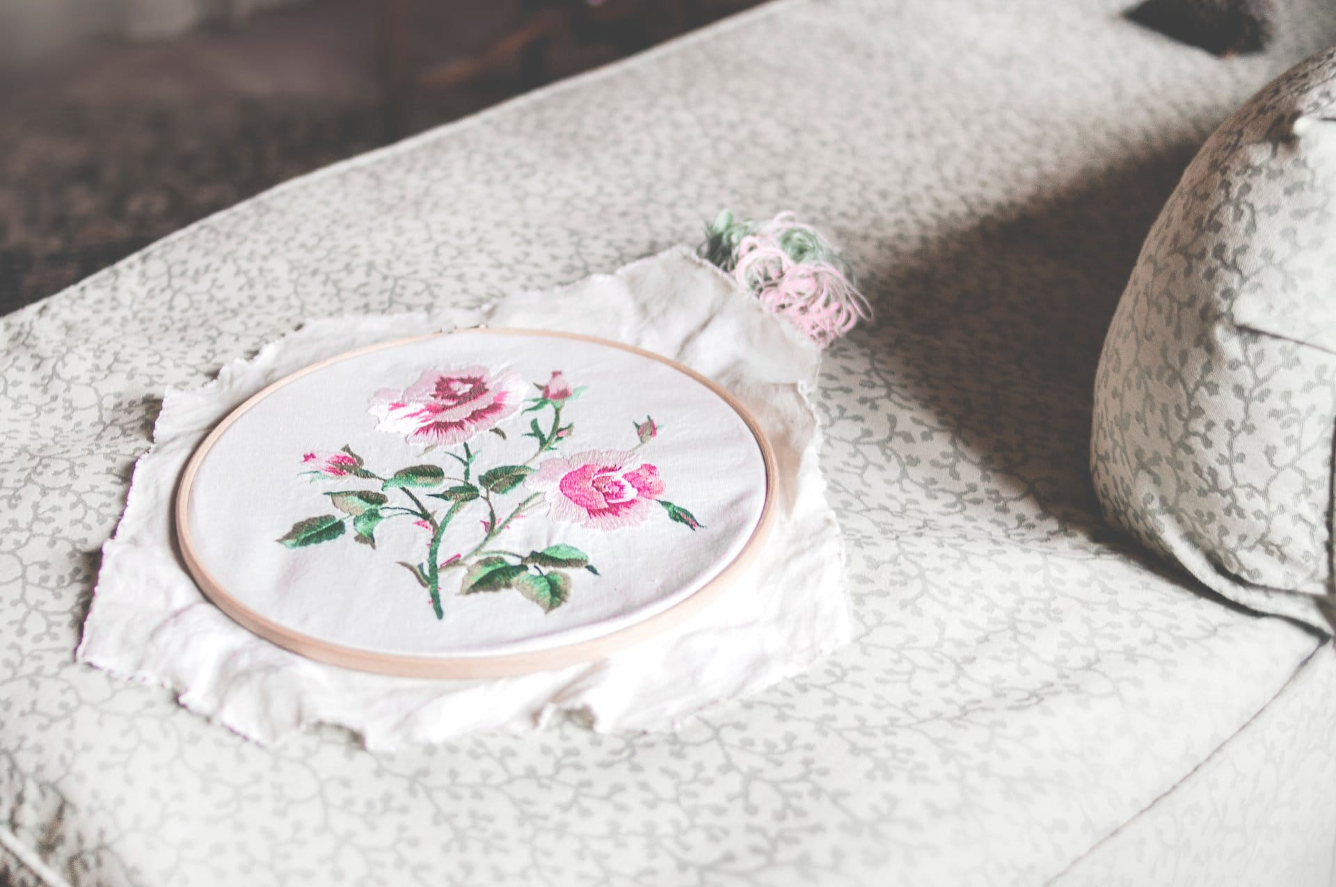Are Embroidery Hoops Reusable?