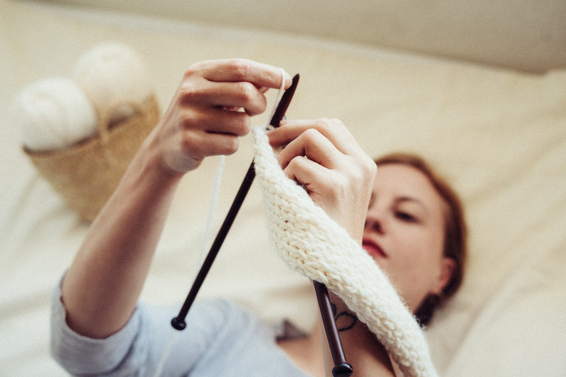 Is knitting good for the brain?