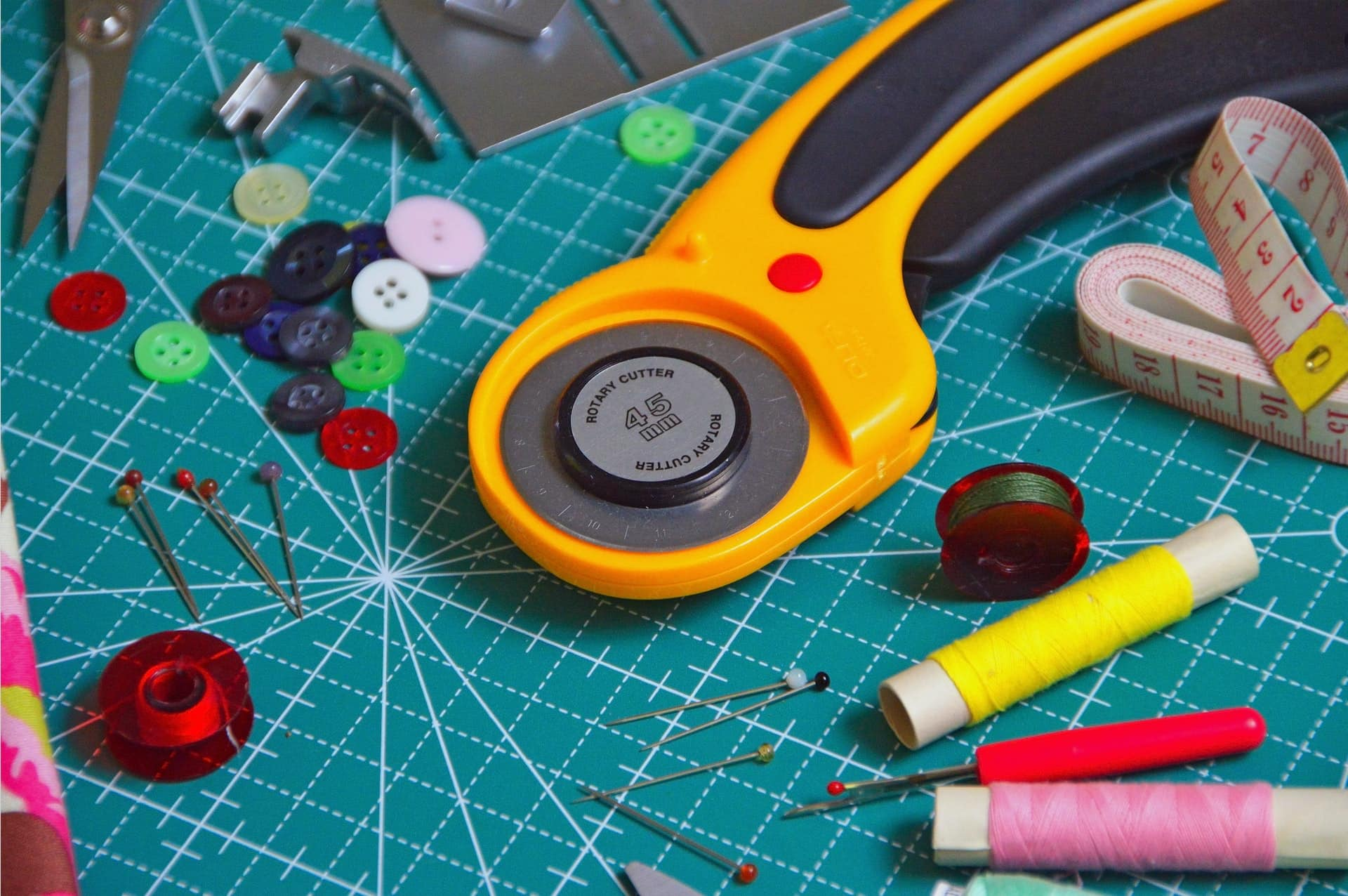 Can sewing be considered an art?