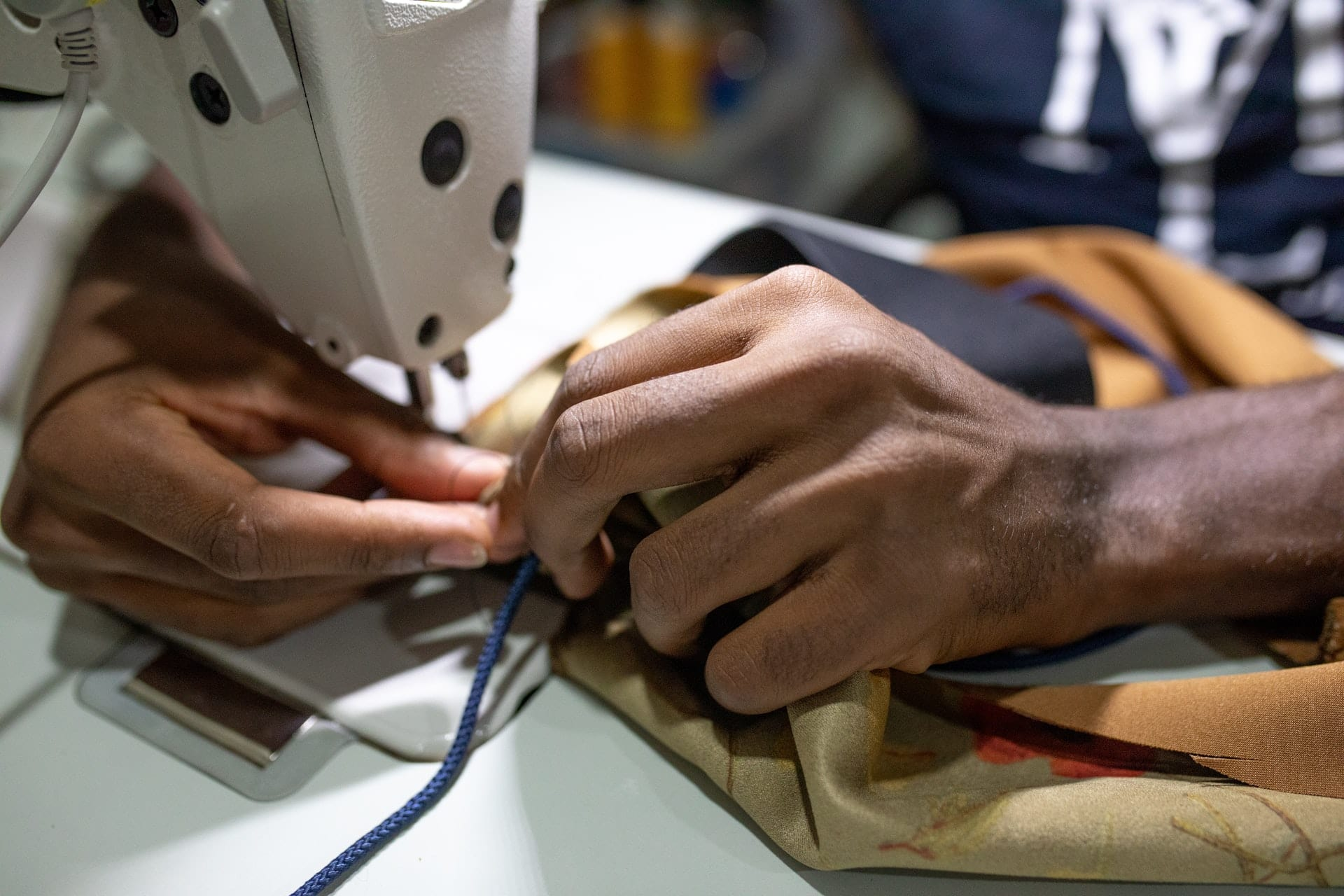 Does quilting require a sewing machine?