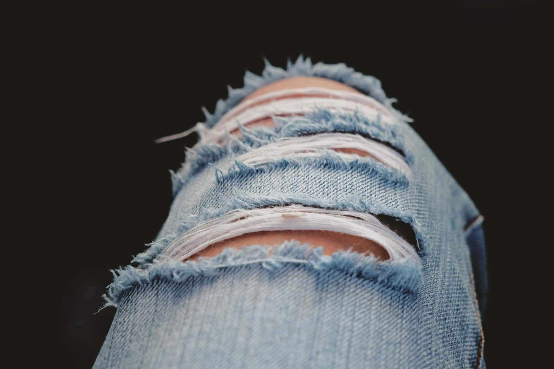 How to fix a tear in a shirt without sewing?