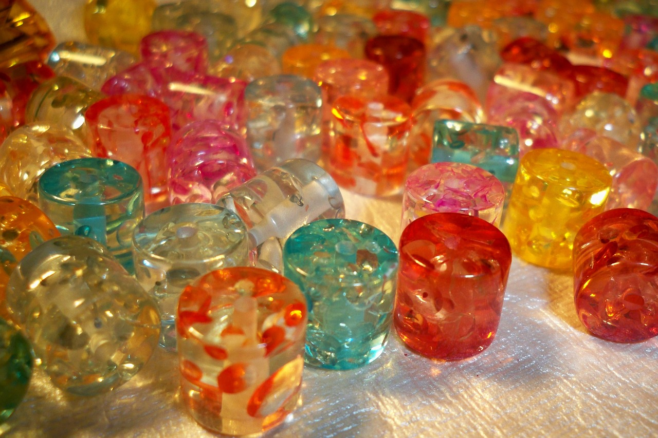Best Plastic Beads for Jewelry-Making