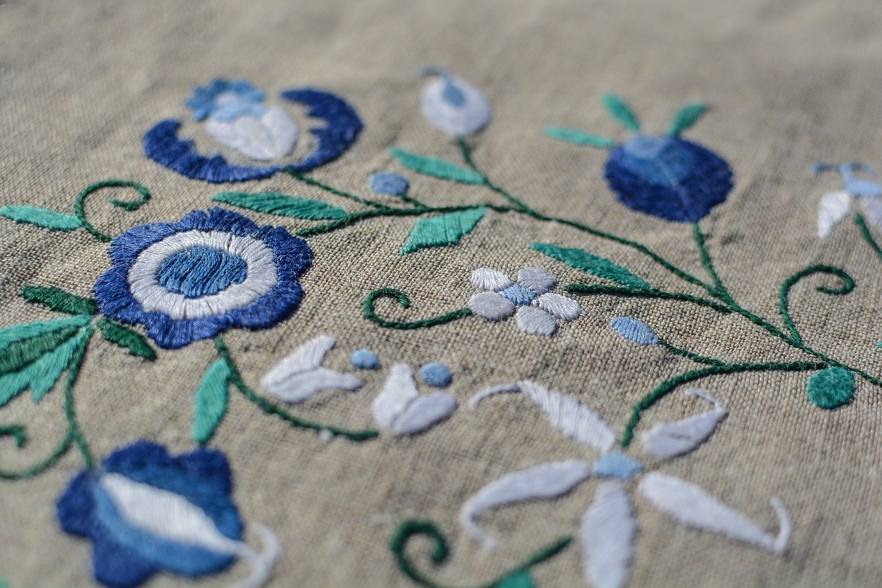 How much money can you make doing embroidery?