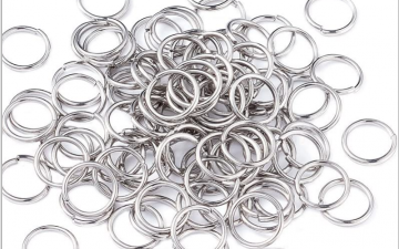 Best Stainless Steel Jump Rings for Jewelry-Making