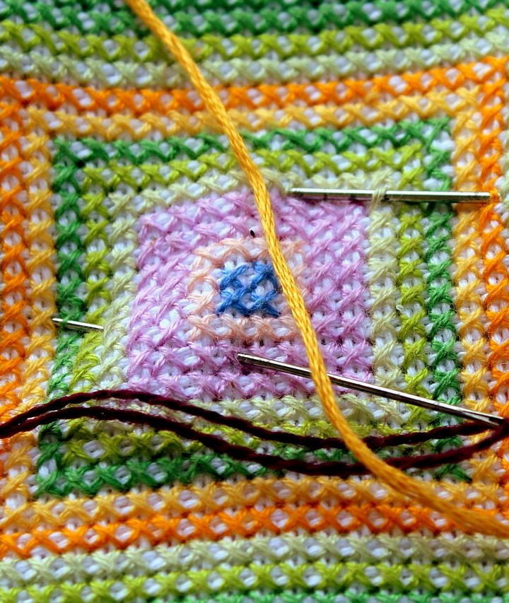 6 Things to Do with Old Cross Stitch Projects
