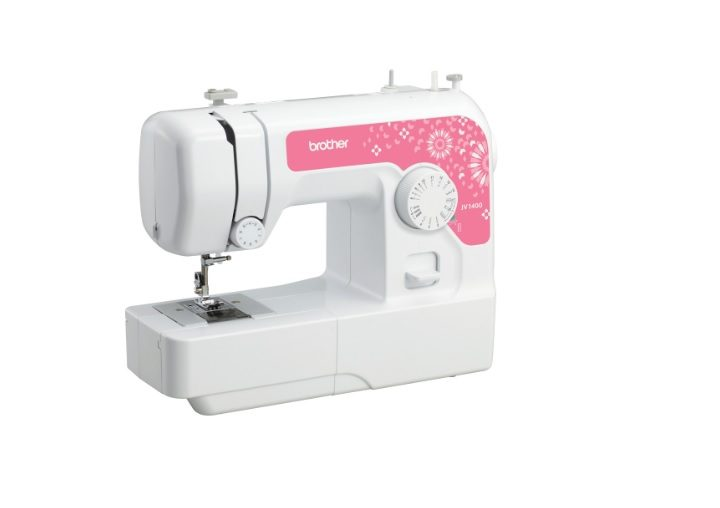 Brother sewing machine jv1400 review