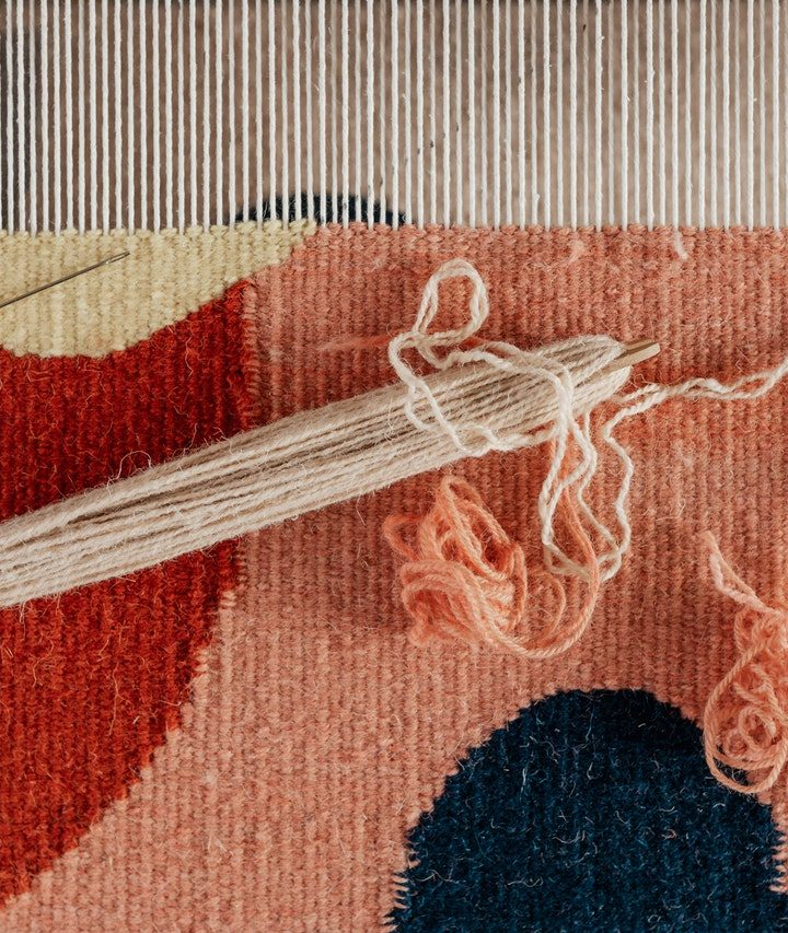 What is the difference between cross stitch and tapestry?