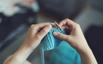 Here's Why Your First Row of Knitting Is So Loose!