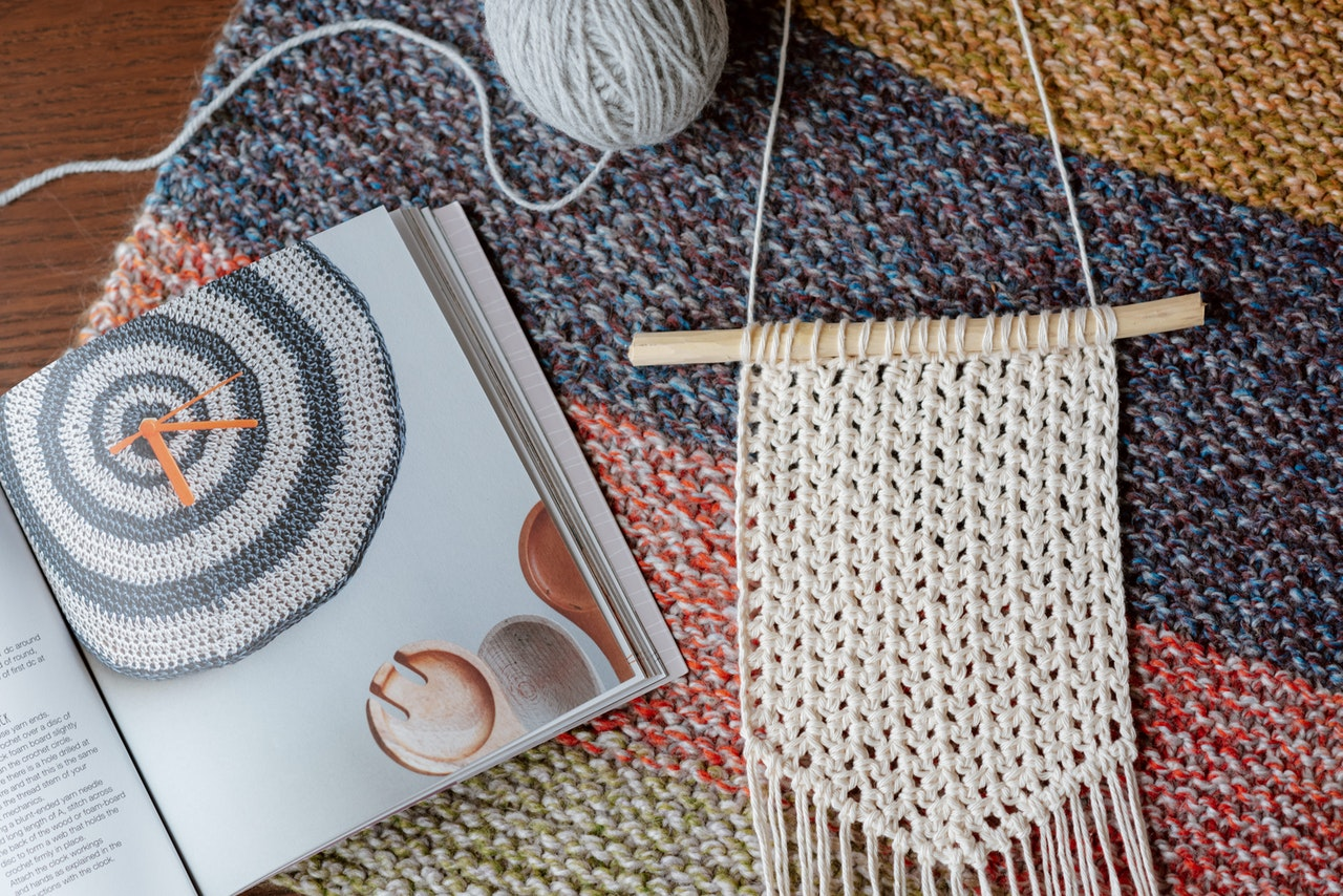 Can you use knitting yarn for macrame? - CraftTribeOnline.com