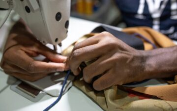Is it stitching or sewing? What is the difference?