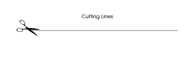 Cutting Lines