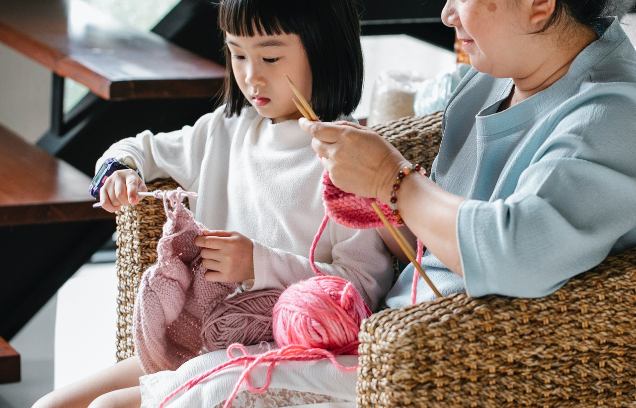 This is why your knitting is getting narrower