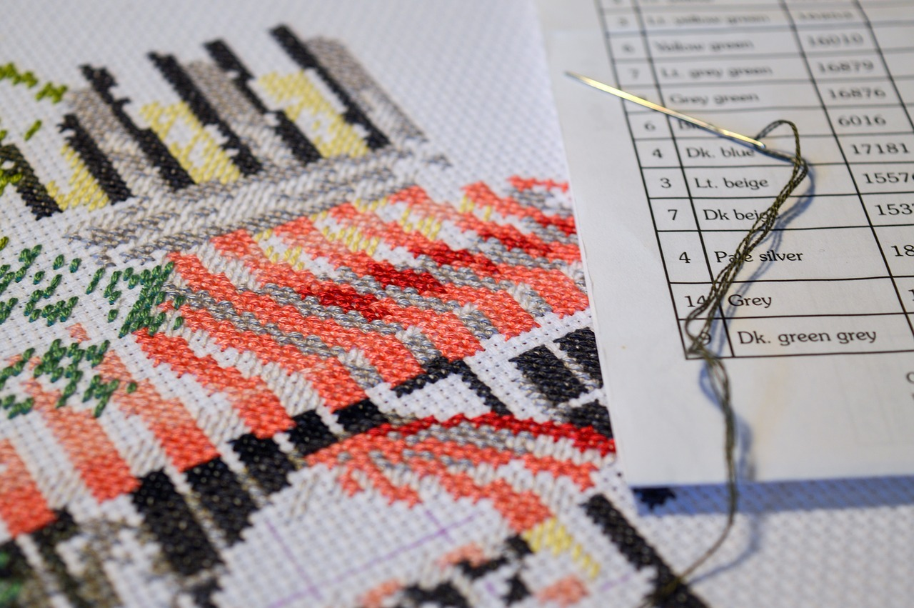 How to Resize Your Cross Stitch Pattern (with 8 Examples) - CraftTribeOnline.com