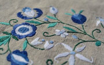 Step-by-step: How to remove and redo embroidery