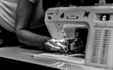 Are sewing machines dual voltage?